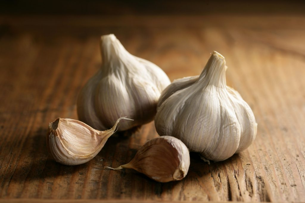 Garlic for Teeth Sensitivity