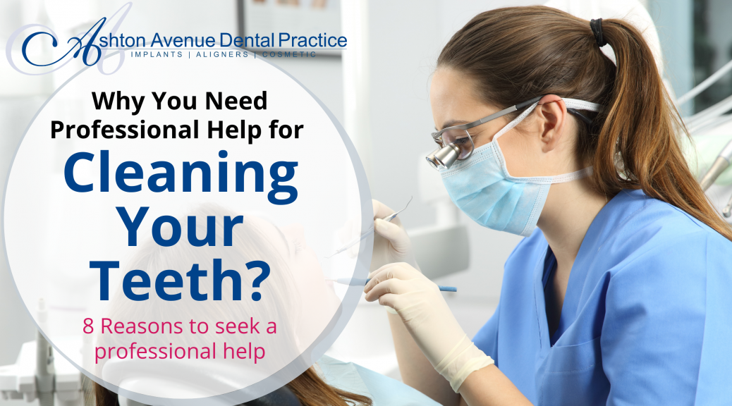 8 Reasons to seek a professional for teeth cleaning