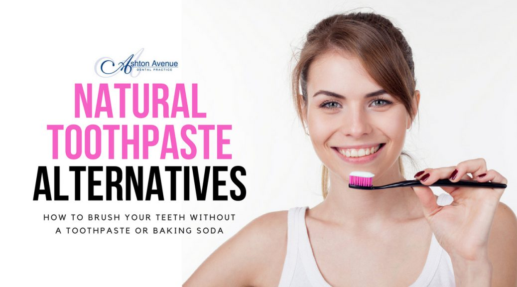 Natural Toothpaste Alternatives