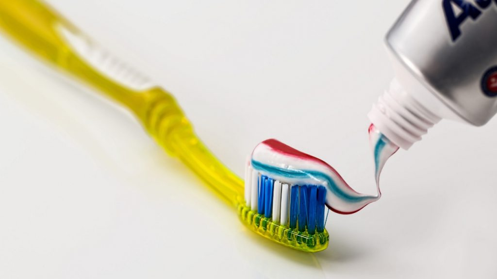 Use Fluoride Toothpaste