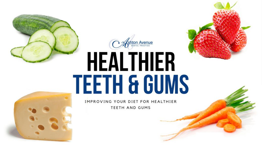 Diet for Healthier Teeth and Gums